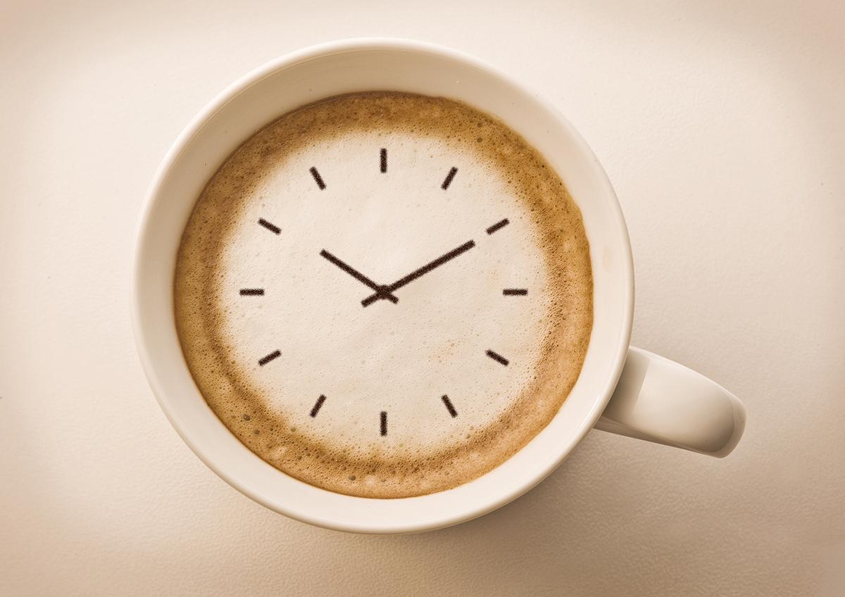 Tenga Más Tiempo – Beba Café