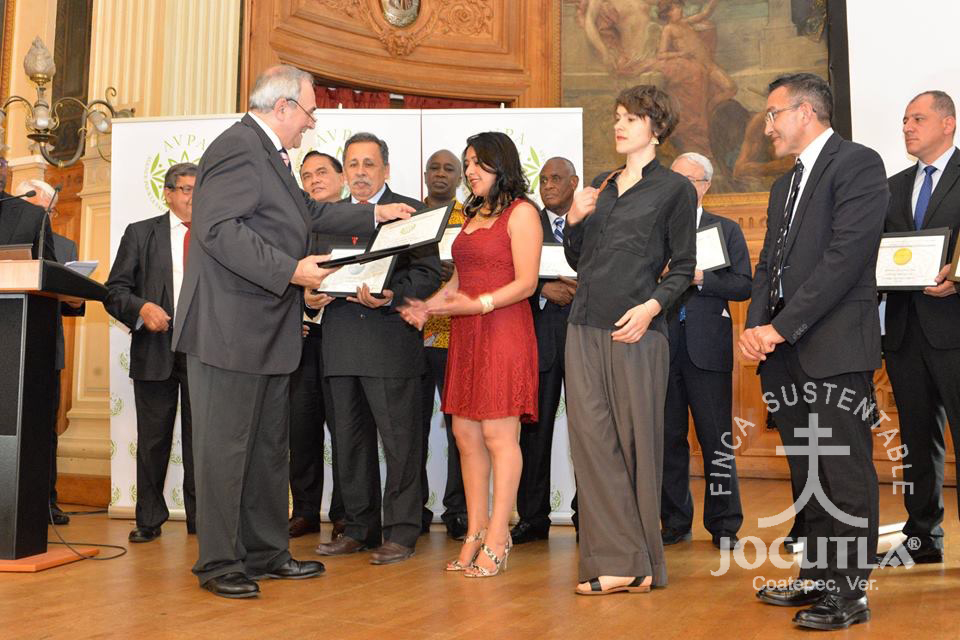 El Café Jocutla Gana Medalla De Oro En París 2016